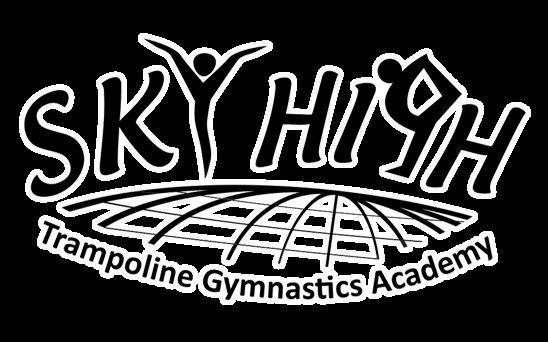 Sky High Trampoline Gymnastics Academy Logo